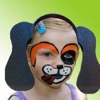 Manualidad de disfraz casero de perro para carnaval