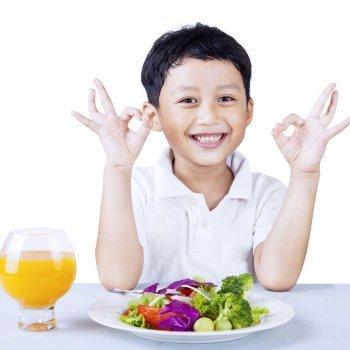 La buena alimentación infantil