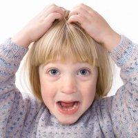 Detectar los piojos en los niños