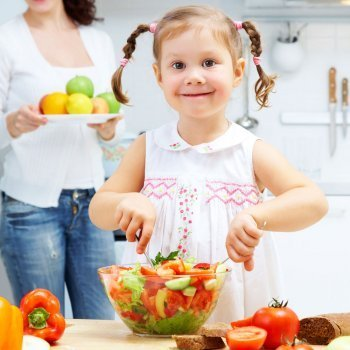 Alimentación de niños celíacos