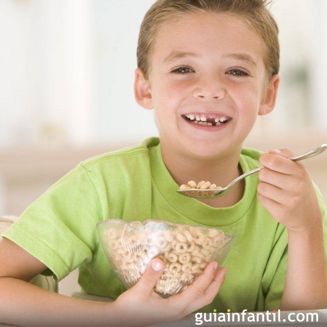 Alternativas para el desayuno de los niños: expres, ligeros y en dos partes