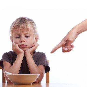 Niños sin apetito