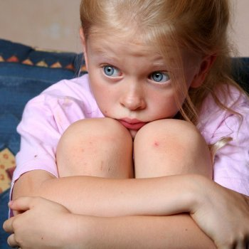 Los miedo en niños y niñas