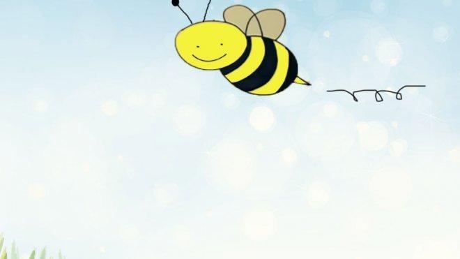 Cmo hacer un dibujo de una abeja paso a paso
