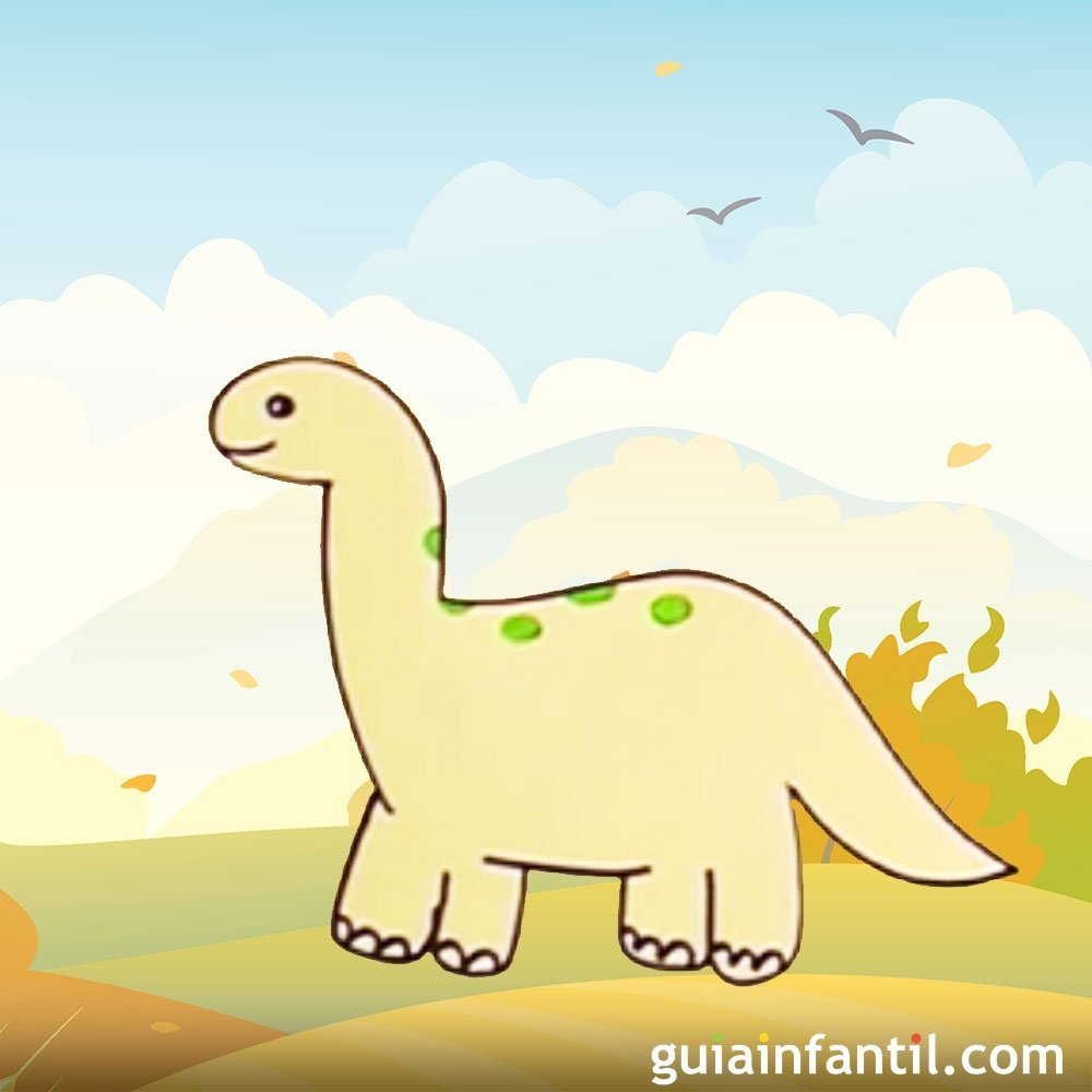Como Dibujar Un Dinosaurio La palabra dinosaurio viene de la conjugación de las palabras griegas deinos que significa 'terrible' y sauros que significa 'lagarto'. como dibujar un dinosaurio