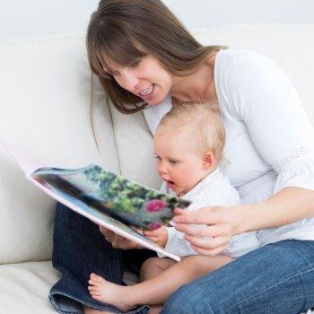Acercar los libros a los bebés