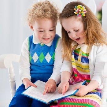 Hábito de lectura en niños de 3 a 6 años