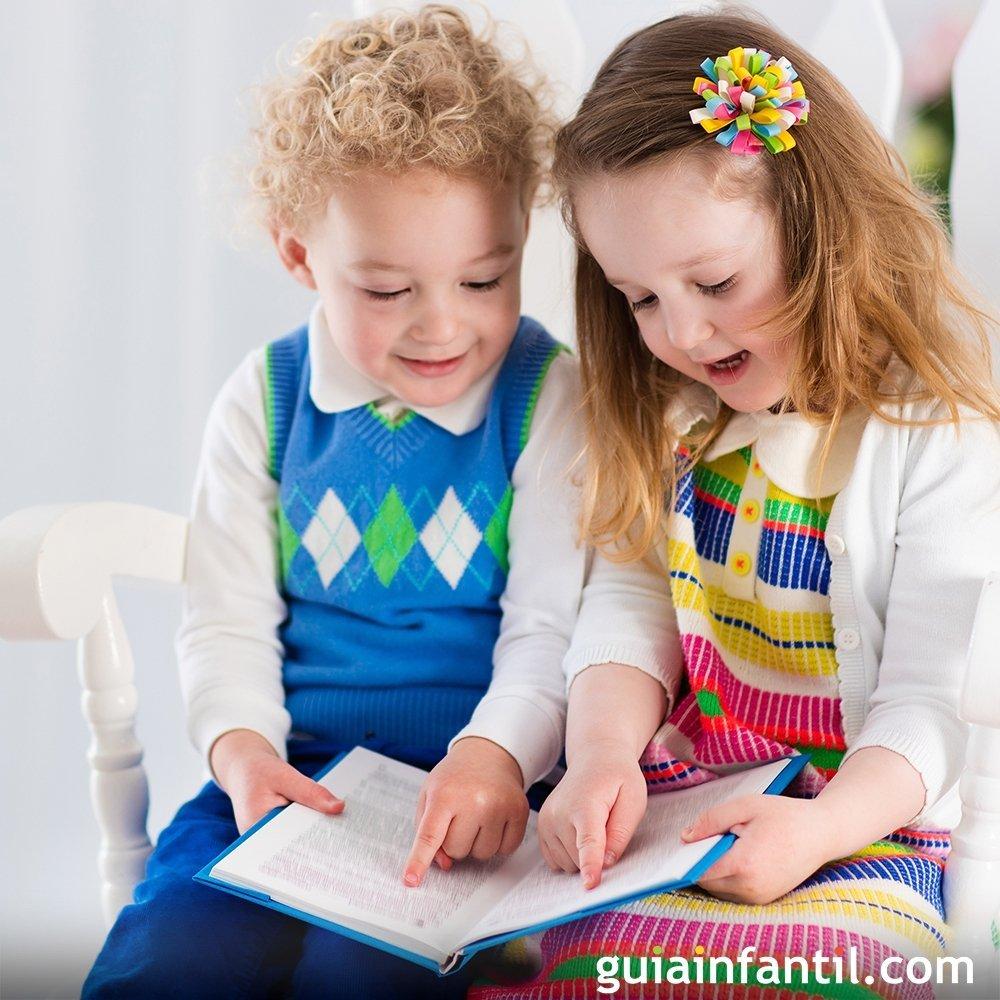 C mo crear el h bito de leer en ni os de 3 a 6 a os for Sillas para ninos de 3 a 6 anos