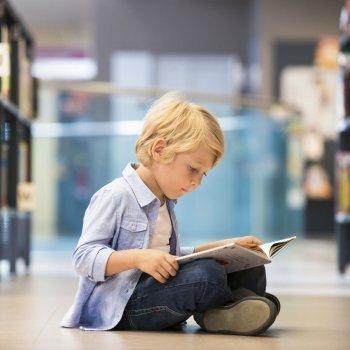 Crear hábito de lectura en niños desde 6 años