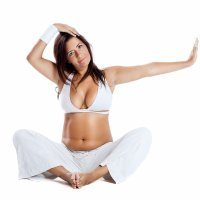 Gimnasia en el embarazo, espalda dorsal y cervicales