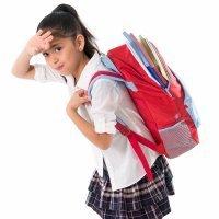 Consejos para prevenir el dolor de espalda en los niños