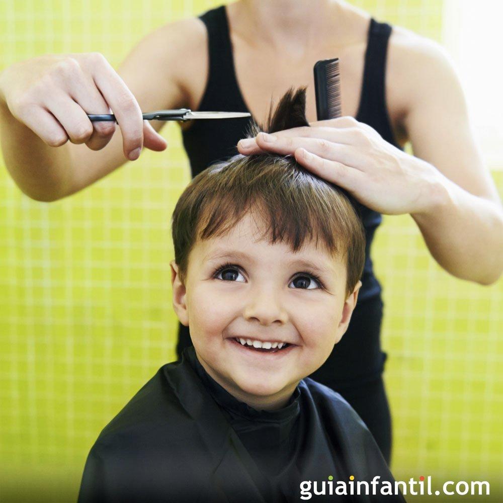 Fortalecer el cabello de los ninos