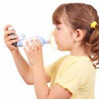 Tipos de asma en niños y pronósticos
