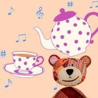 Soy una taza, una tetera. Canción infantil del oso Traposo