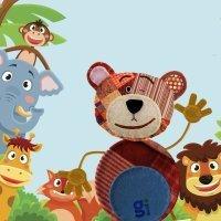 Aprende los nombres y sonidos de los animales de la jungla