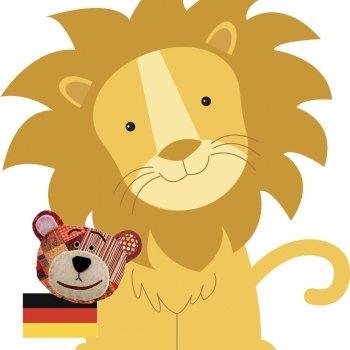 Aprende los nombres de los animales de la jungla en alemán