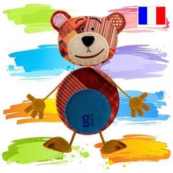 Los colores en francés