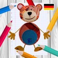 Los colores en alemán. Enseña a tus hijos con Traposo