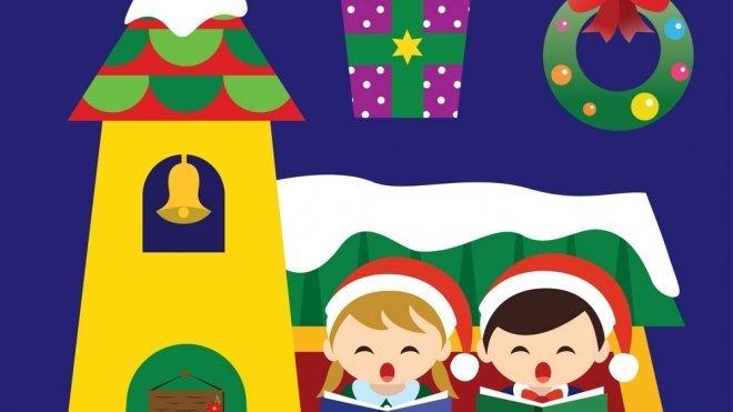 Imagenes De Villancicos Campana Sobre Campana.Campana Sobre Campana Tradicional Villancico De Navidad