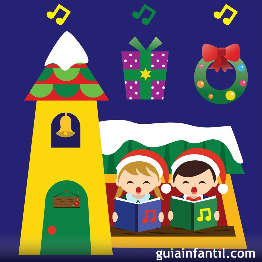 Campana Sobre Campana Tradicional Villancico De Navidad