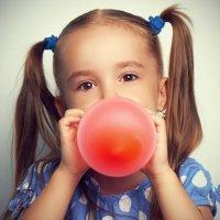 Cómo inflar un globo sin aire. Experimento para niños