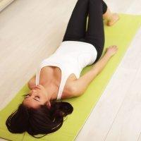 Ejercicio para perder tripa tras el parto. Gimnasia hipopresiva