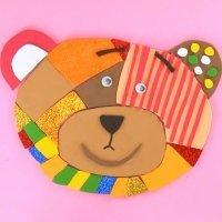 Cómo hacer un puzzle del oso Traposo