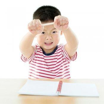 Pautas para educar a un niño impulsivo