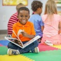 La lectura y la felicidad de los niños