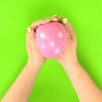 Cómo hacer una pelota antiestrés con Orbeez o canicas de agua