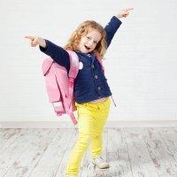 Cómo deben llevar la mochila los niños