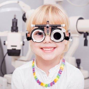 Cuándo aparece la miopía en los niños