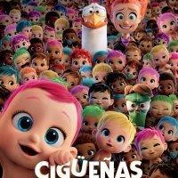 Cigüeñas, una película de dibujos animados para niños