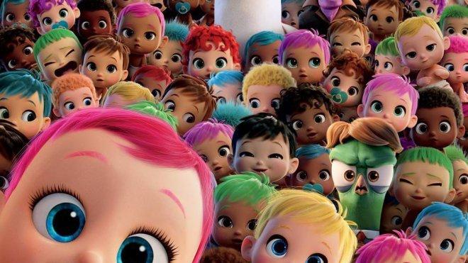 81b723e57a Cigüeñas, una película de dibujos animados para niños
