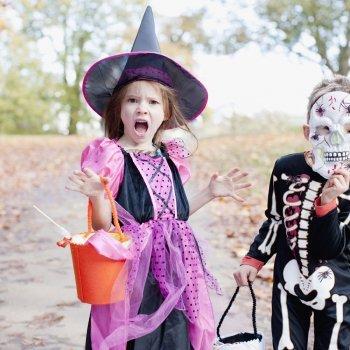 Cómo afecta la fiesta de Halloween a los niños con miedo