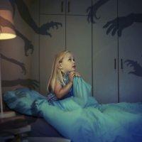 Cómo ayudar a niños con miedo a los monstruos