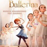 Ballerina. Película de animación para niños