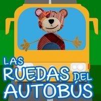 Las ruedas del autobús. Canción infantil con Traposo