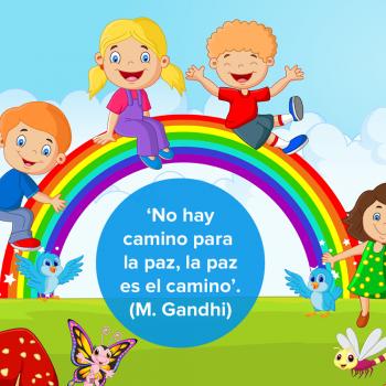 Frases sobre la Paz para educar a los niños