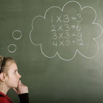 Truco para aprender a multiplicar por 3