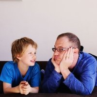 El papel de la familia de un niño con autismo