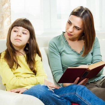 Errores de padres con la lectura infantil