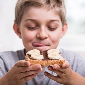 Alimentos para mejorar el rendimiento escolar de los niños