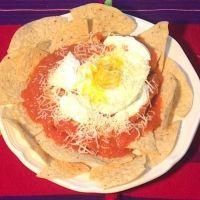 Cómo hacer chilaquiles mexicanos para niños. Recetas fáciles