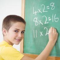 Cómo multiplicar por 11 de forma rápida. Matemáticas para niños