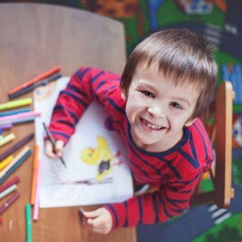 Cómo interpretar los dibujos que hacen nuestros hijos