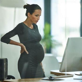 Una mujer es despedida por estar embarazada y ella graba ese momento