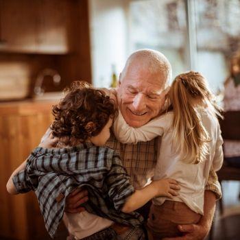 Beneficios de los abuelos para los niños