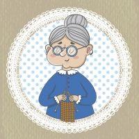 Los diferentes tipos de abuelas