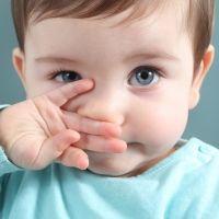 5 errores a la hora de limpiar la nariz del bebé